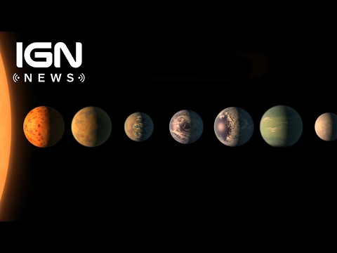 NASA Announces New Exoplanet Discoveries - IGN News