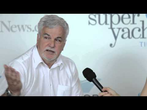Singapore Yacht Show Insight - Jeff Houlgrave of Marina Proj
