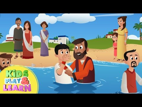 Pete and Cornelius  Bible Story For Kids & Children