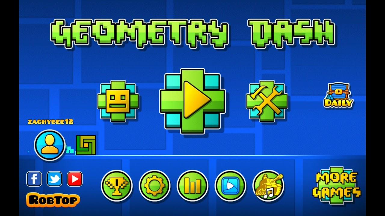 Geometry dash keeps crashing. plz help me - YouTube