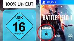 Battlefield 1 ab 16 Jahren in Deutschland freigegeben! + Bajonett und Nahkampf Änderungen!