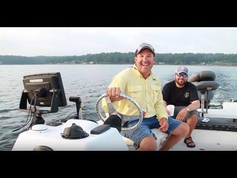 Catching Crappie On  Toledo Bend - Greg Hackney Tips & Techniques Sportsman TV - Full Episode