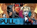 JUSTICE LEAGUE VS SUICIDE SQUAD & THIS WEEK'S COMICS | The Pull Podcast