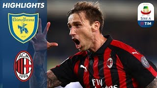 Chievo 1-2 Milan | Piątek Scores Again As Milan Continue Great Form | Serie A