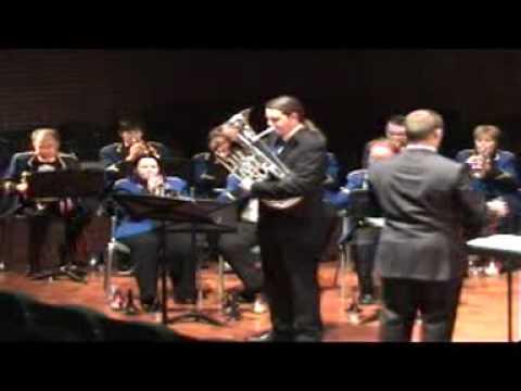 Flower Song from Carmen - Bizet - Performed by Robin Langdon on euphonium