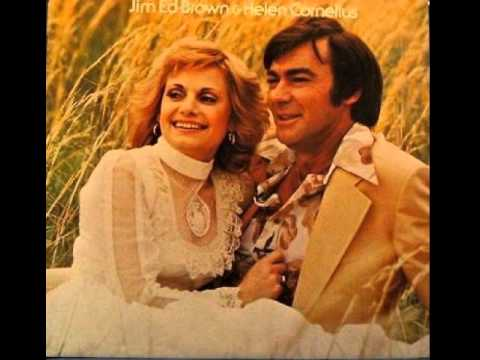 Jim Ed Brown & Helen Cornelius ~ I'm Leaving It Up To You