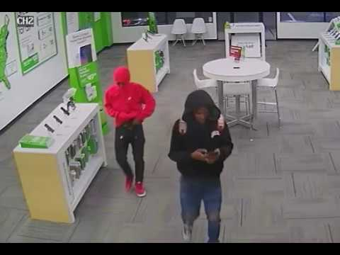 Cricket Phone Store Aggravated Robbery at 8500 Almeda Genoa.