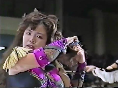 Akira Hokuto (AJW) vs Rumi Kazama (LLPW) - YouTube