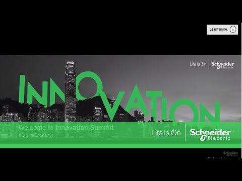 Innovation Summit Hong Kong: Active Energy Management