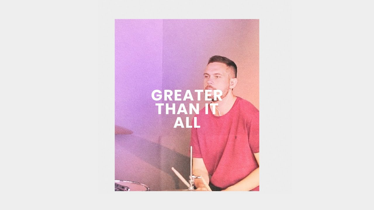 Greater Than It All (Live) Cover Image