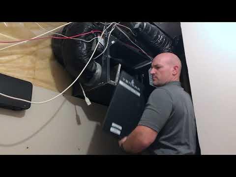 DeepClean NL HRV deep cleaning video