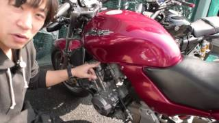 バイクのエンジンがかからない ときはまずここをチェック