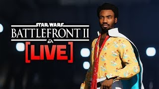⚡battlefront 2 Live   I'm Back Home! Lots To Talk About & Roadmap Update Next Week.