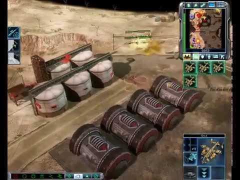 Unvicious Plays: Command & Conquer 3 GDI Hard Campaign Part 8: Cairo