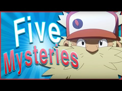 5 Mysteries of the