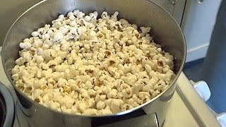 Let's Try Bacon Popcorn