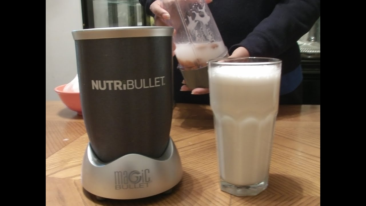 recipe: can i make almond milk with ninja blender [13]