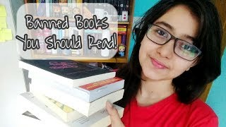 BANNED BOOKS You Should Read!
