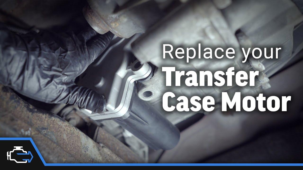 transfer case motor 1999 2006 5 3l chevy silverado sierra tahoe yukon etc  [ 1280 x 720 Pixel ]
