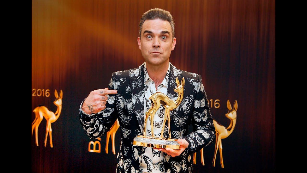 Robbie Williams Bambi