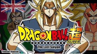 Dragon Ball Super: The Last Saiyan [Fan Animation ] ( ENG )