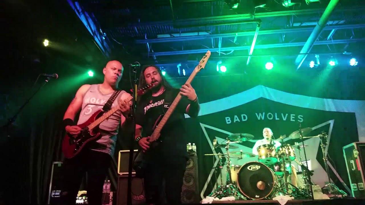 Bad Wolves (05) Shape Shifter @ Soul Kitchen (2018-06-26) - YouTube