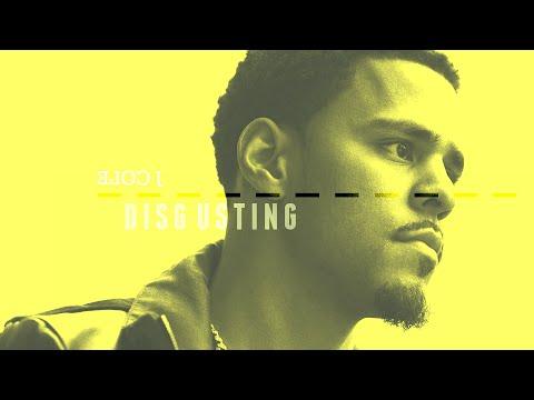 J Cole - Disgusting   LYRICS O/S 
