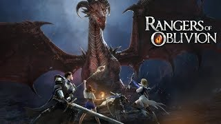 RANGERS OF OBLIVION ANDROID GAMEPLAY
