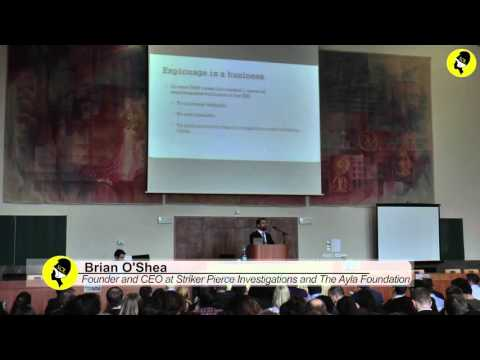 Brian O´Shea - Spying On Spies: Detecting, Evading, And Countering Surveillance