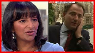 ITV Good Morning Britain Ranvir Singh makes Westminster crash blunder -