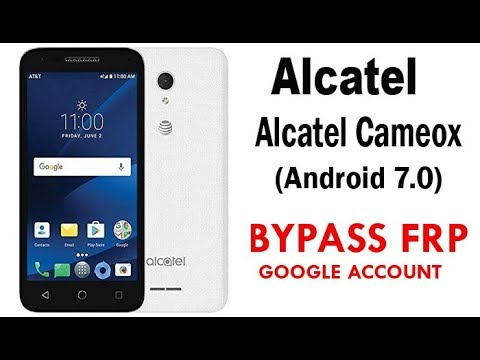 Alcatel OT Easy Android Nougat Videos - Waoweo