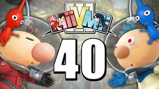 Mii V Mii 3 | Fight 40: Pikmin v Pikmin (Super Smash Bros. Fighting Series)