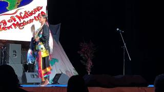 Miss Indian World 2018 - Gathering Of Nations | Albuquerque New Mexico Clip 6