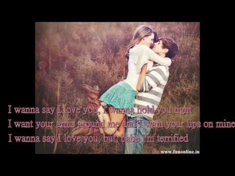 Baby  I Love You - Tiffany Alvord (Lyrics on Screen)