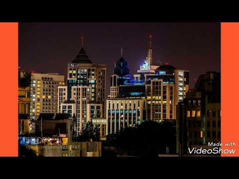 Bangalore Skyline VS Hydrabad skyline 2018