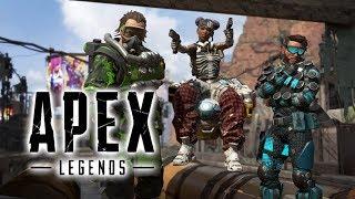 Nieprzemyślane działania (10) Apex Legends