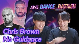 Download lagu K-pop Artist Reaction] Chris Brown - No Guidance ft. Drake