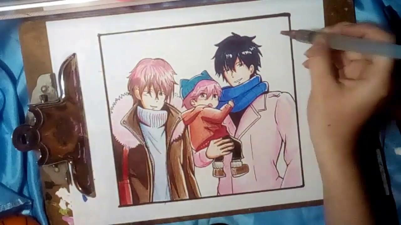 Papa datte shitai anime