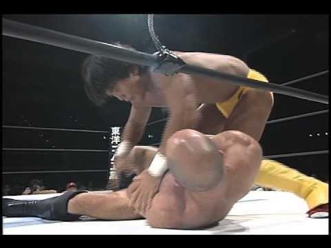 Bas Rutten vs Osami Shibuya� 9 6