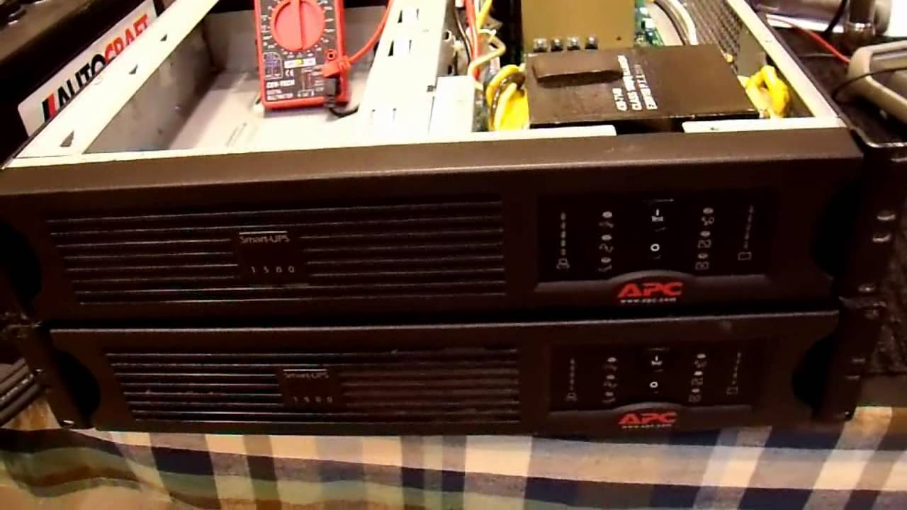Connecting Two Upss Or Inverters Together For Double The Output Wiring Identical Batteries In Series Will Voltage But Power