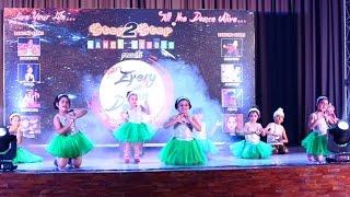 Baby Vuvu Everybody Dance Now Hey Mr DJ PSY GANGNAM STYLE Kids Dance Step2Step Dance Studio
