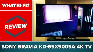 Sony Bravia KD-65X9005A - 4K TV video review
