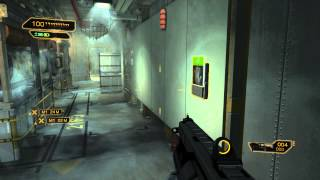 Deus Ex: Human Revolution DC - The Missing Link: Getting Out of The Frying Pan: Find Equipment WiiU