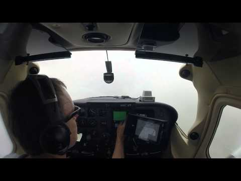 Instrument Approach Down to Minimums