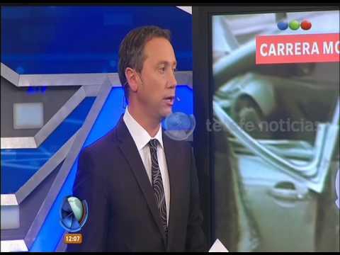 Cámaras de seguridad muestran la peligrosa picada de un auto que mató a una maestra