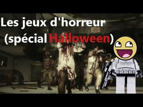Les jeux d 39 horreur sp cial halloween youtube - Jeux d oreure ...