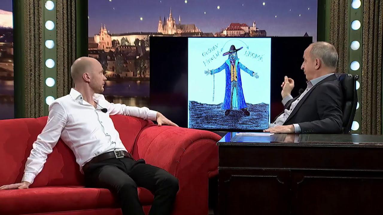 2. Jan Budař - Show Jana Krause 8. 11. 2017