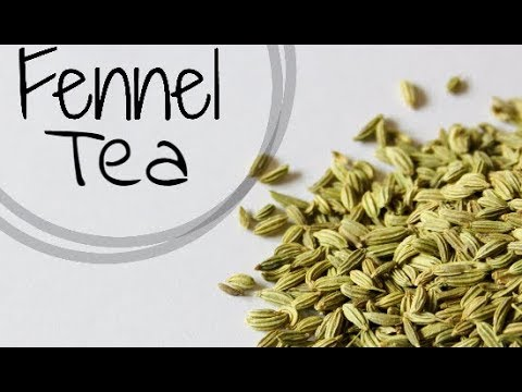 Fennel Tea is Perfect for Digestive Relief but Even Better For Your Respiratory System