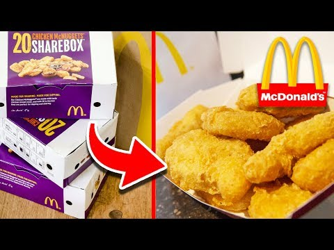 10 Fast Food HACKS No One Told You Before
