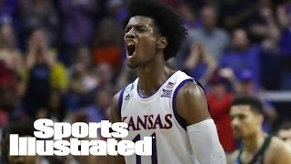 NCAA Tournament: Why Kansas' Josh Jackson Is A Can't-Miss Prospect | SI NOW | Sports Illustrated